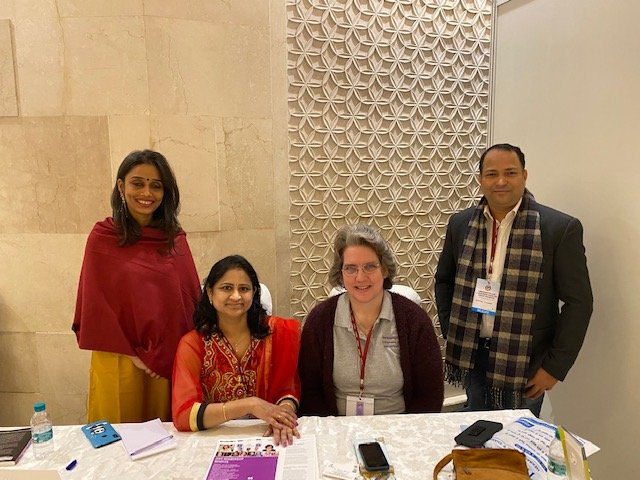 HWC at the 2020 Homeoprophylaxis: Worldwide Choice conference in New Delhi, India